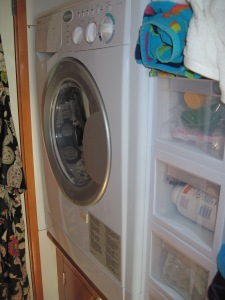 uno mas new washer dryer