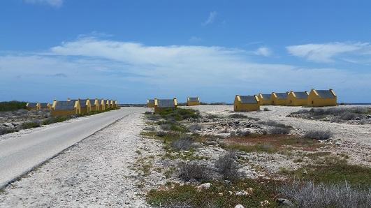 Yellow Slave Huts Bon S